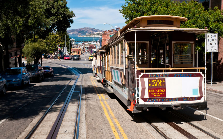 America's best cities for winter travel: San Francisco