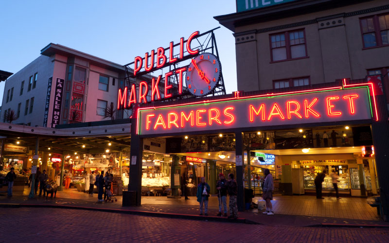 America's best cities for winter travel: Seattle