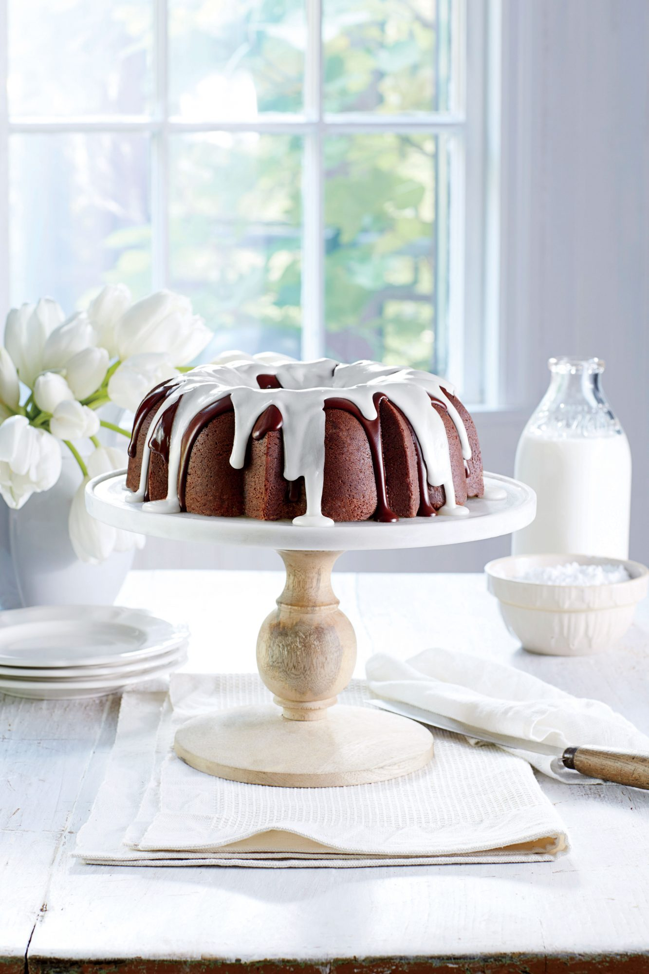 the best way to store your cake southern living