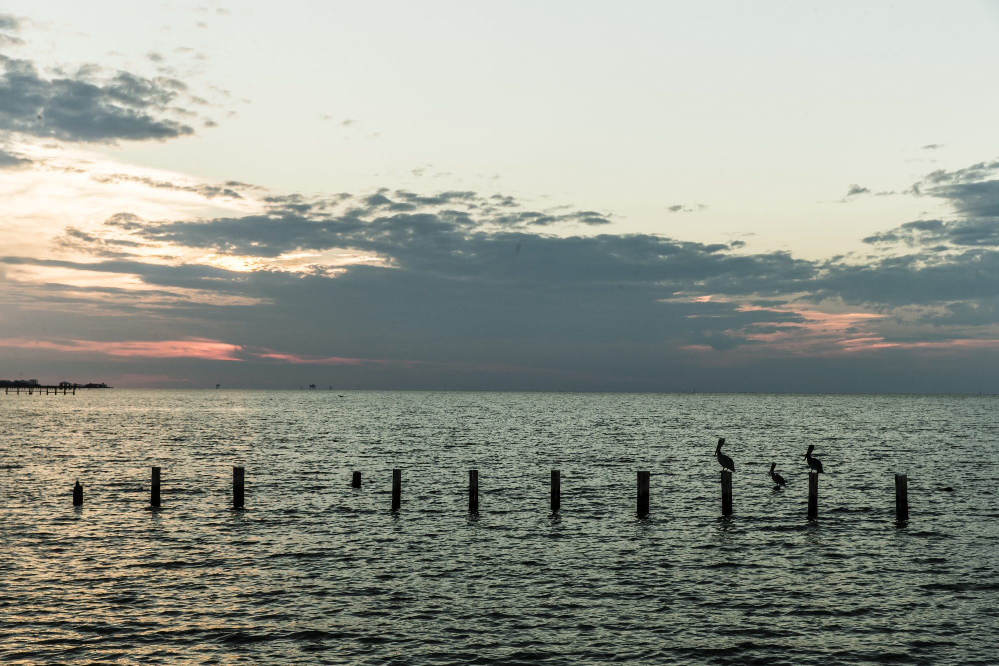 Dauphin Island Sunset