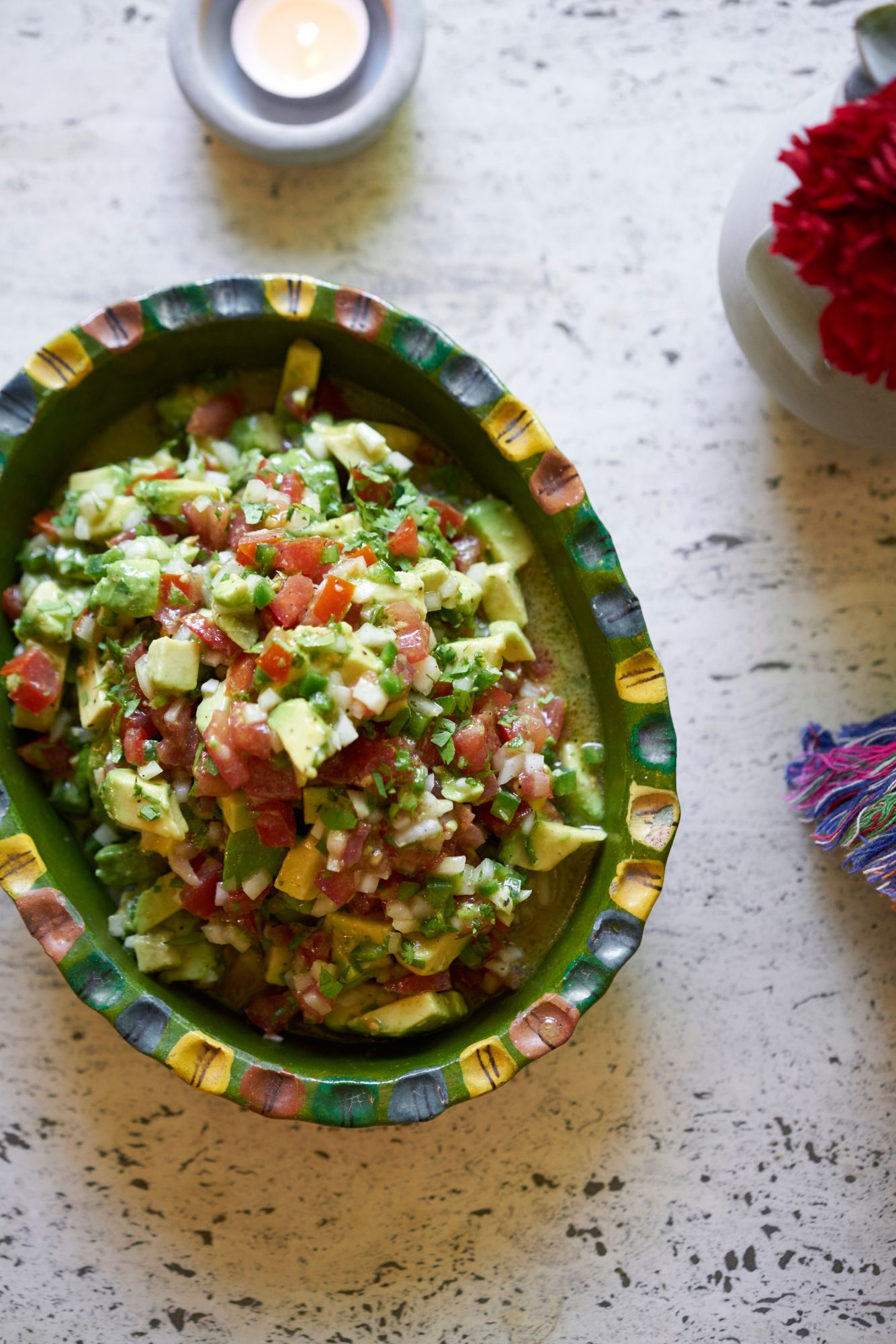 Avocado Pico Recipe