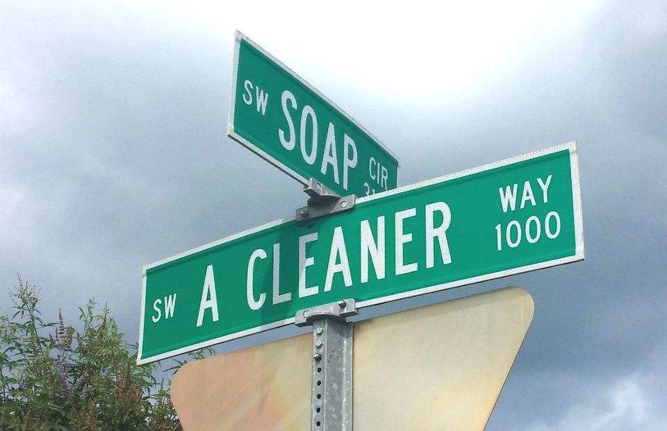 Soap Cleaner Way