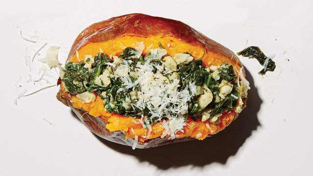 4 Ways to Upgrade Your Stuffed Sweet Potato 54cc99dd09d8c42f99c194c9db1c517f