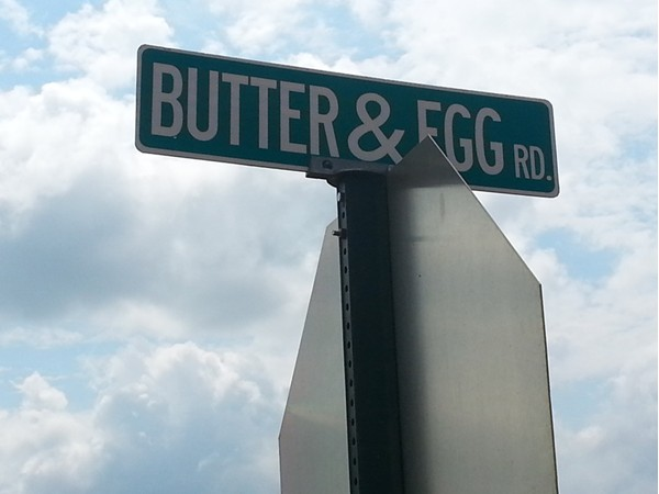 Butter & Egg Road