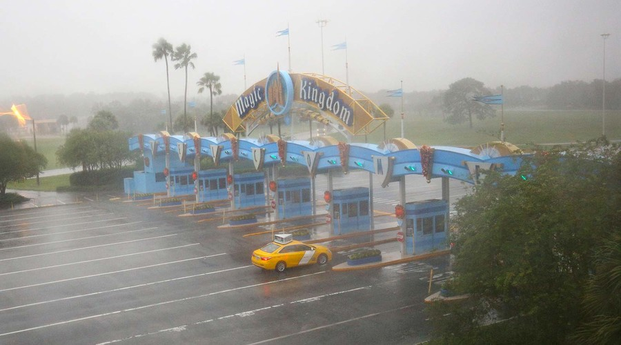 Disney World Is Officially Closing Due to Hurricane Irma