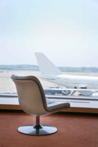 empty-airport-lounge-chair