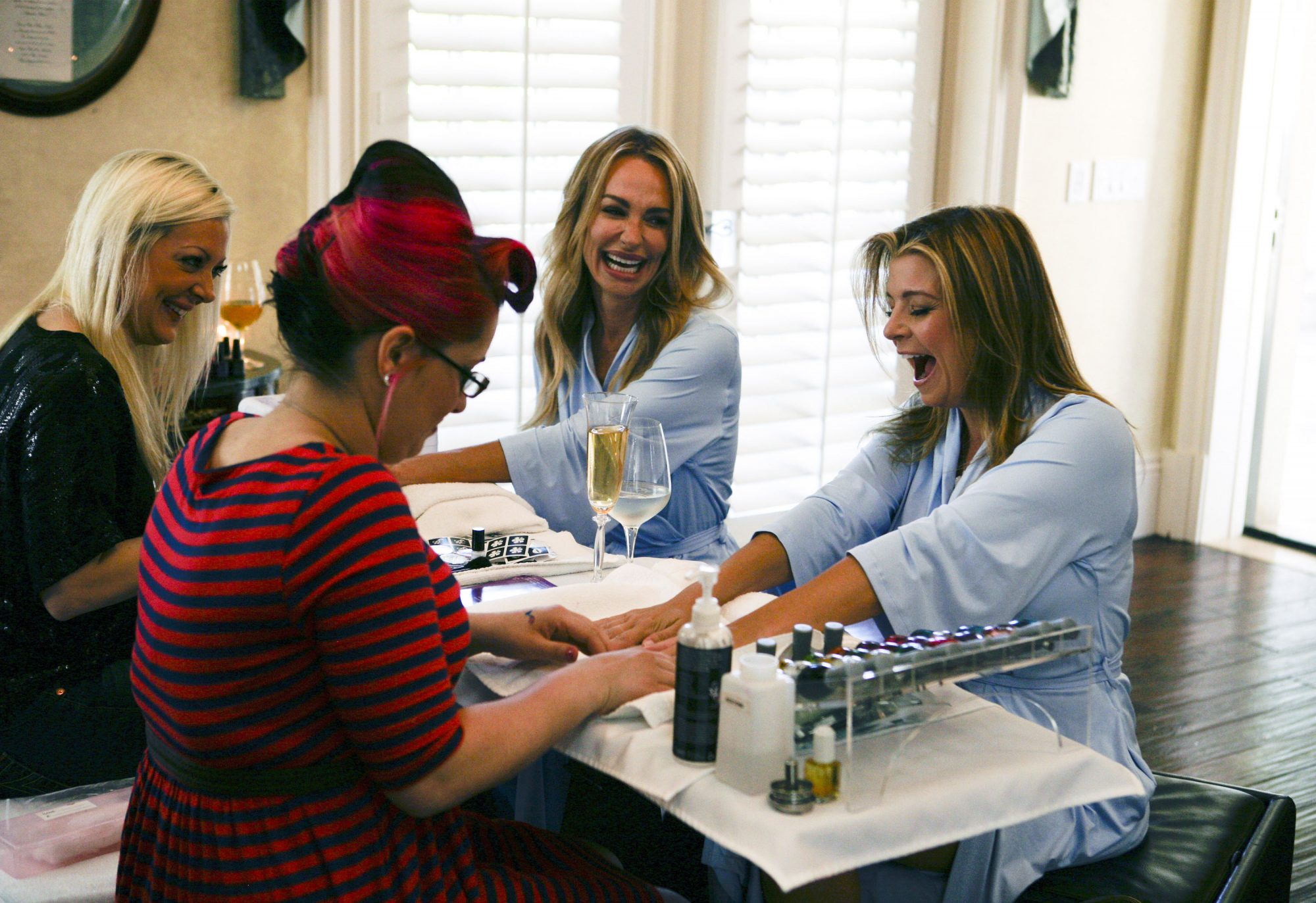 Our Favorite Fall Party Theme Ideas - Spa Day Party