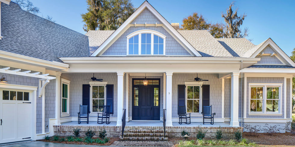 The most colorful houses in the south southern living for South carolina home plans