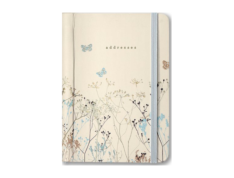 Butterfly Address Book