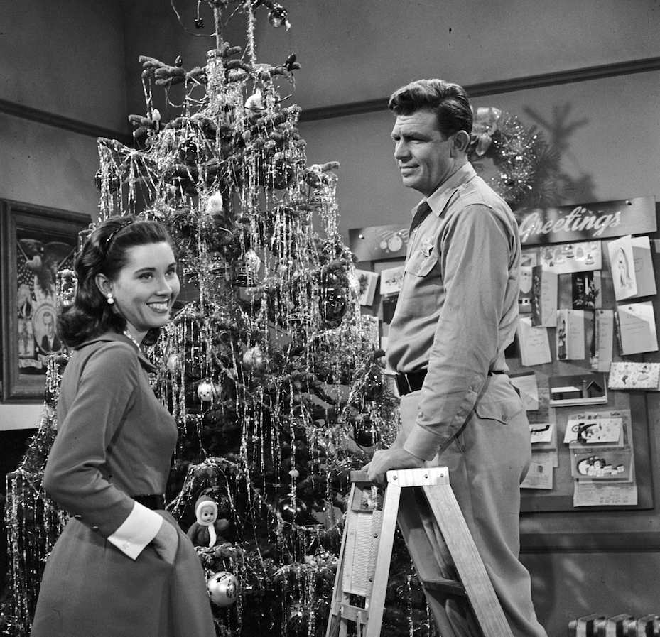 The Andy Griffith Show - Christmas Story Still