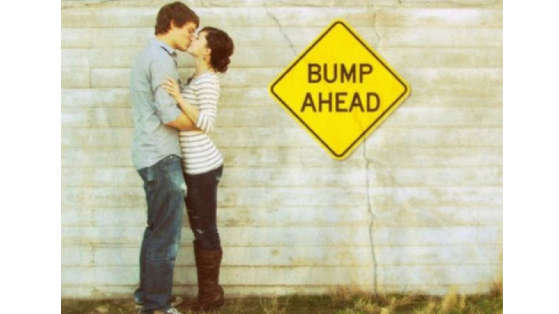 Bump Ahead Couple