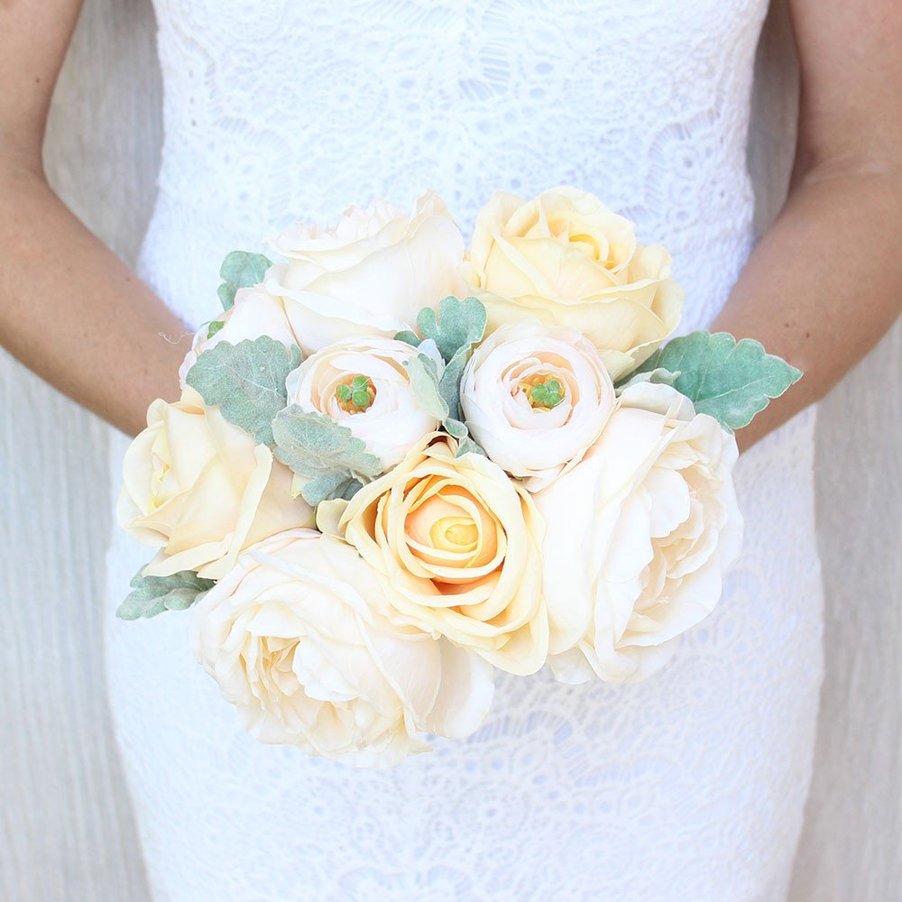Is It Tacky To Use Artificial Flowers At Your Wedding
