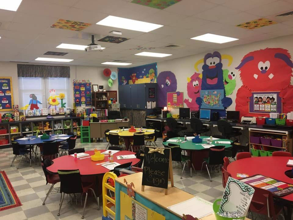 You Must See How These Alabama Teachers Decorate Their Classrooms