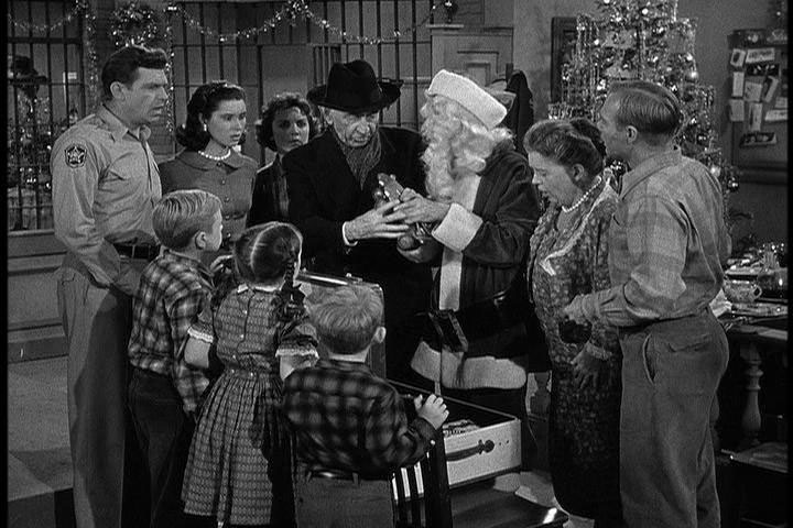 """The Andy Griffith Show, """"The Christmas Story"""""""