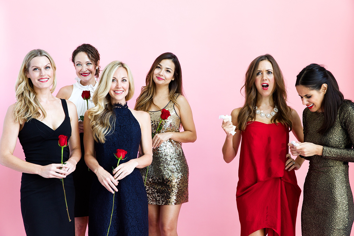 """The Bachelor"" Contestants"