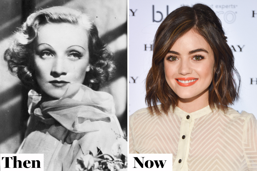 Then and Now: The Bob