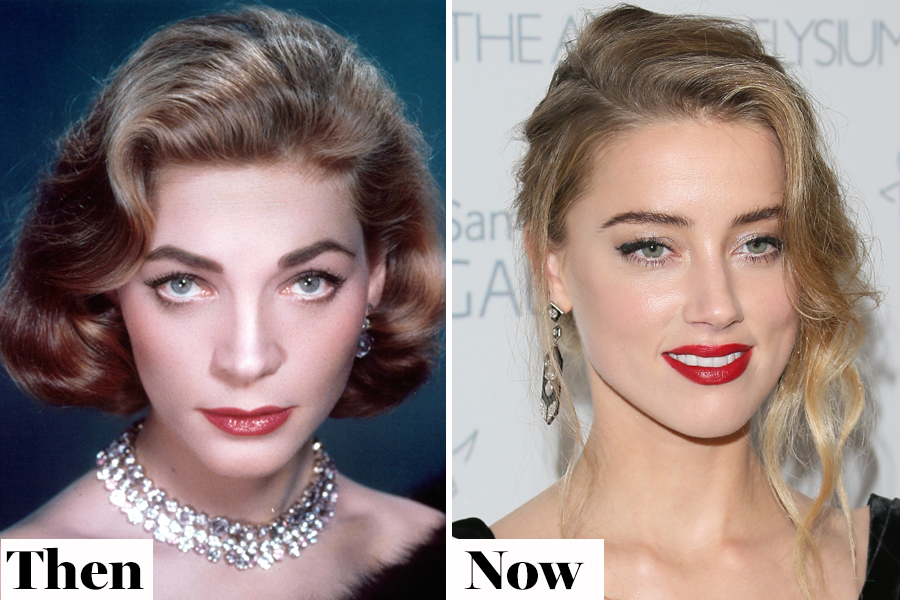 Then and Now: White Eyeliner