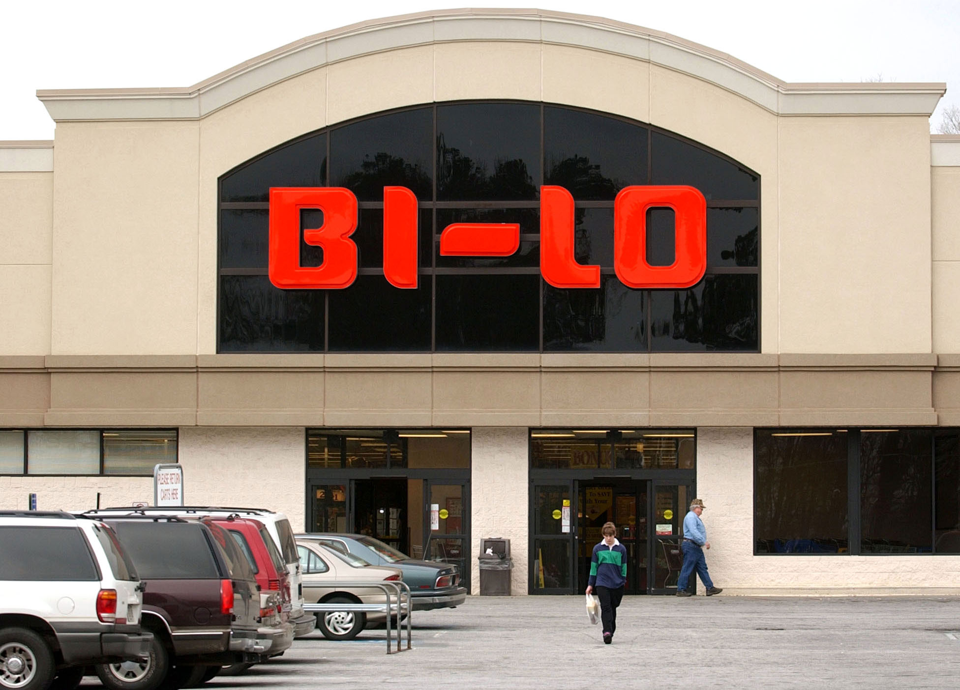 Southern Living BI-LO Grocery Store