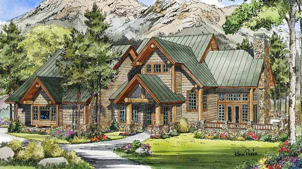 Tiny Home Designs: Our Best Mountain House Plans For Your Vacation Home