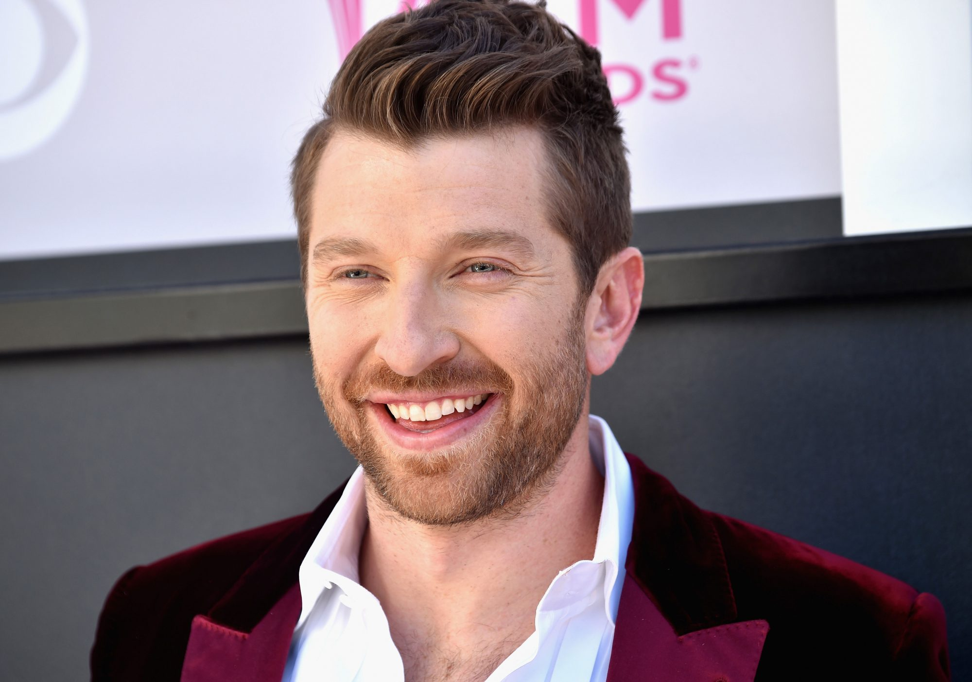Getty Brett Eldredge ACM Awards 04/17