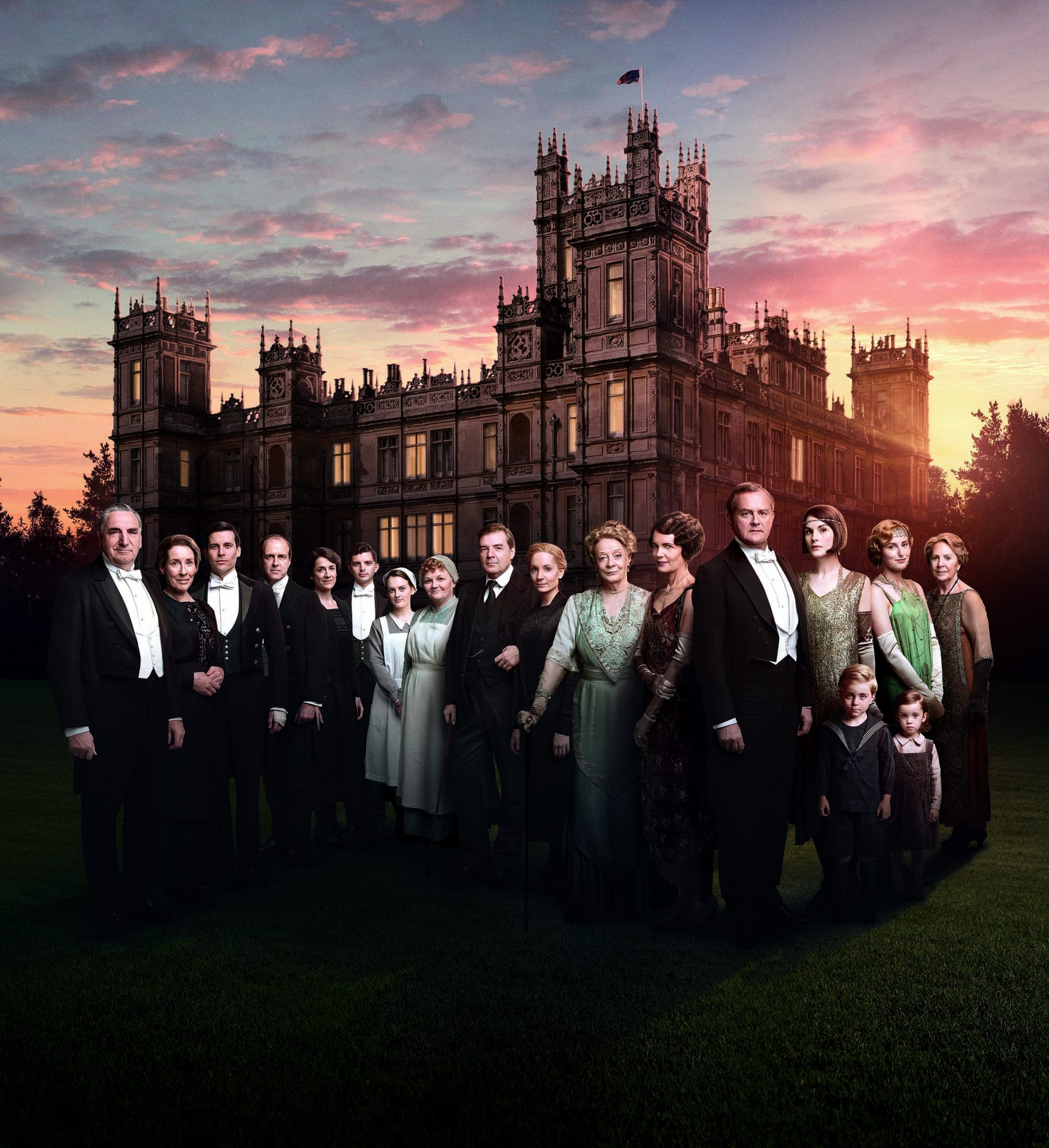 A Downton Abbey Movie Is For Real Happening