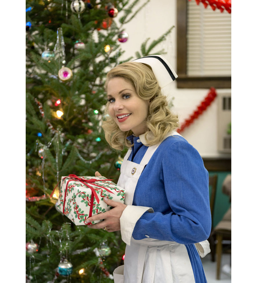 Hallmark Channel Christmas Movie Still