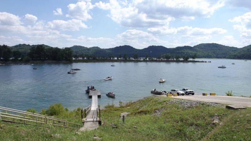 Center Hill Lake Tennessee