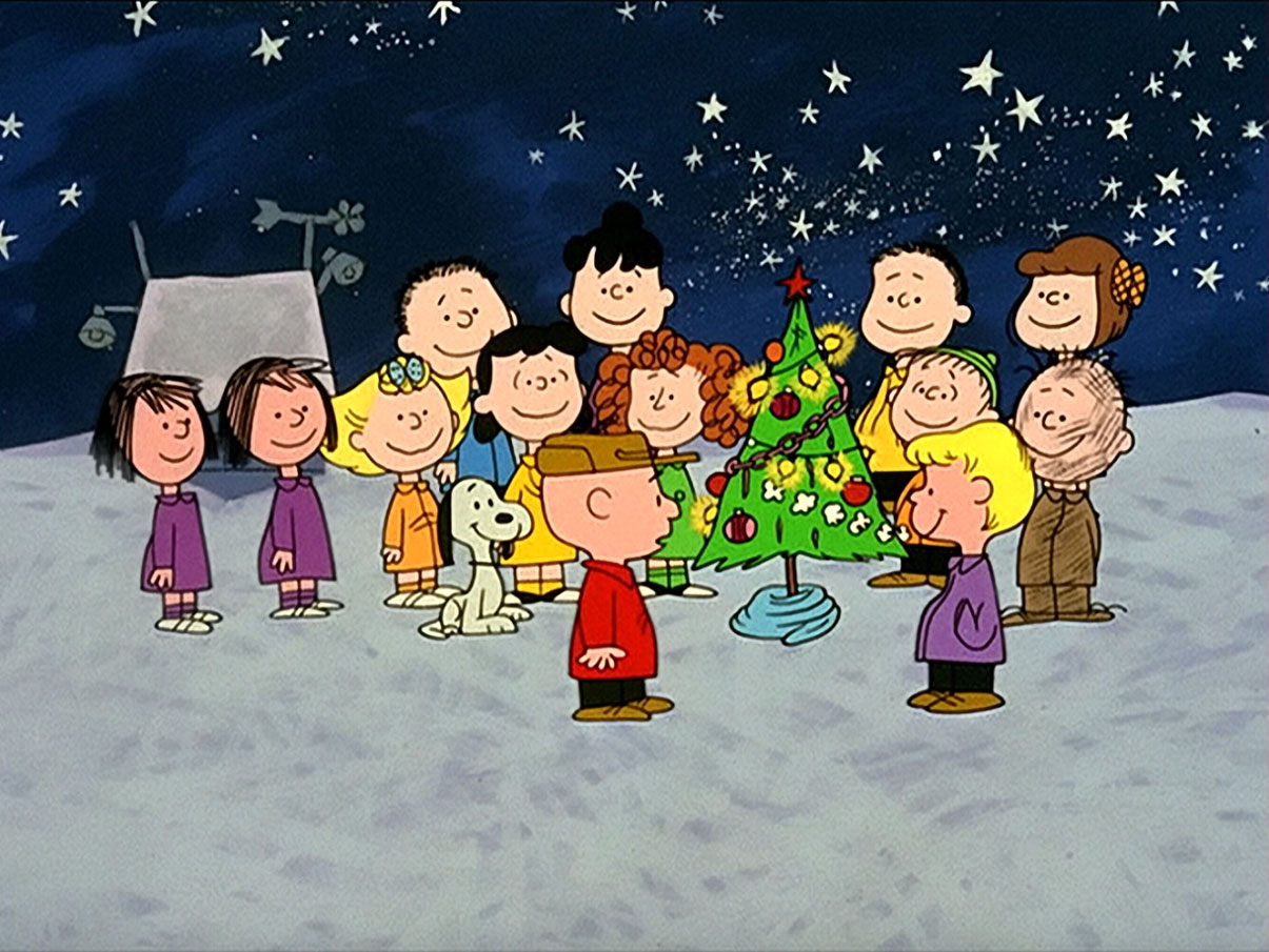 RX_1711_Our Favorite Christmas TV Episodes of All Time_A Charlie Brown Christmas