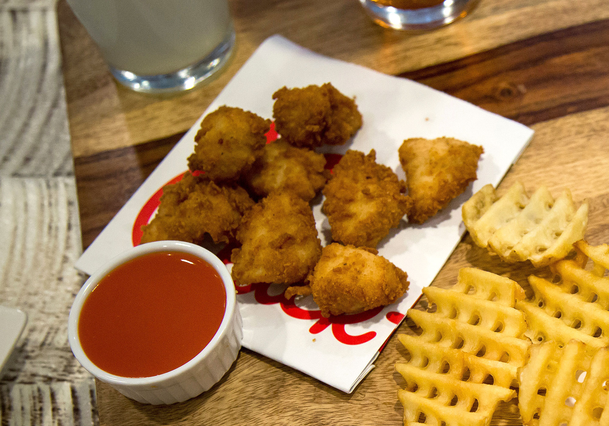 Man Eats 82 Chick-fil-A Nuggets in One Night and Wins the Internet