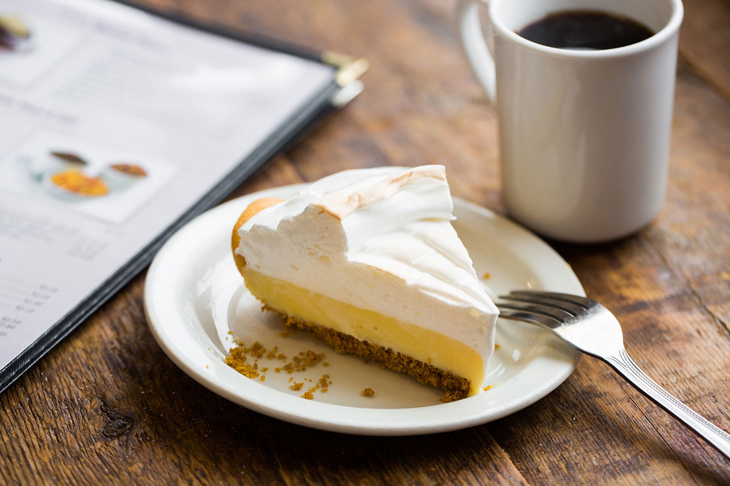 Chickfila Lemon Pie