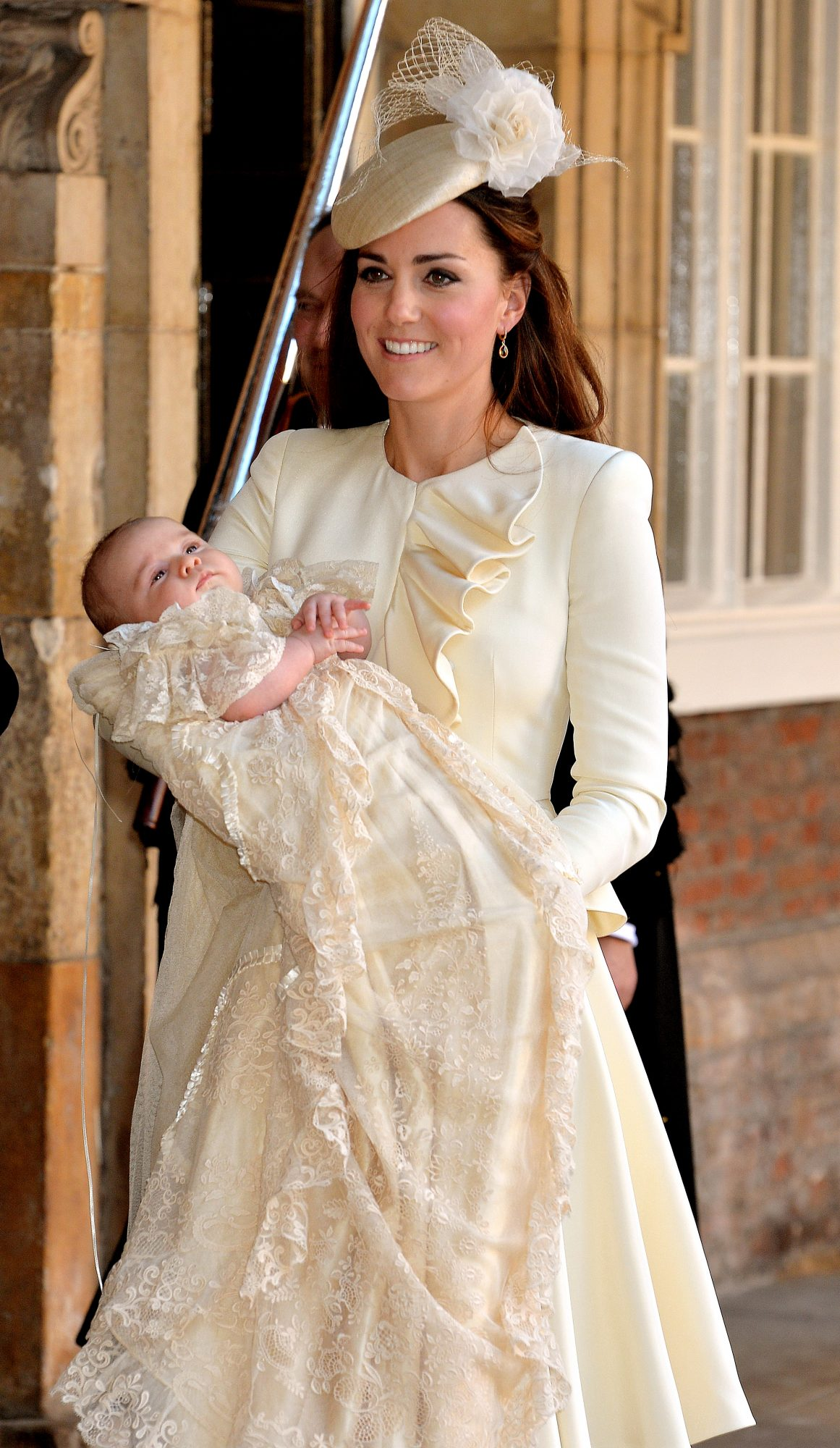 Our Prince Charming! 15 Adorable Photos of George Beautiful Christening