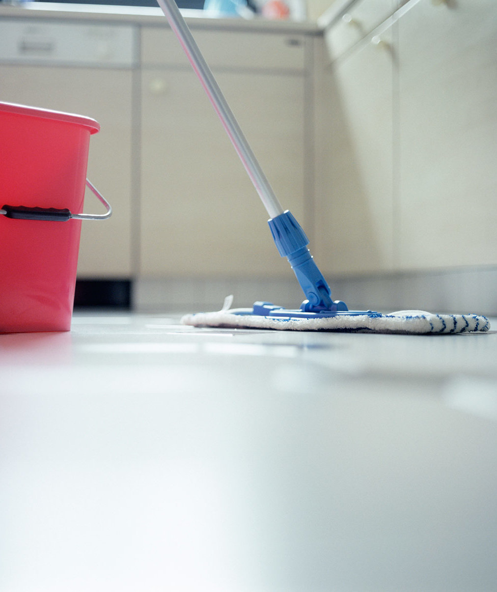 The One Mistake You're Making When Cleaning Your Floors