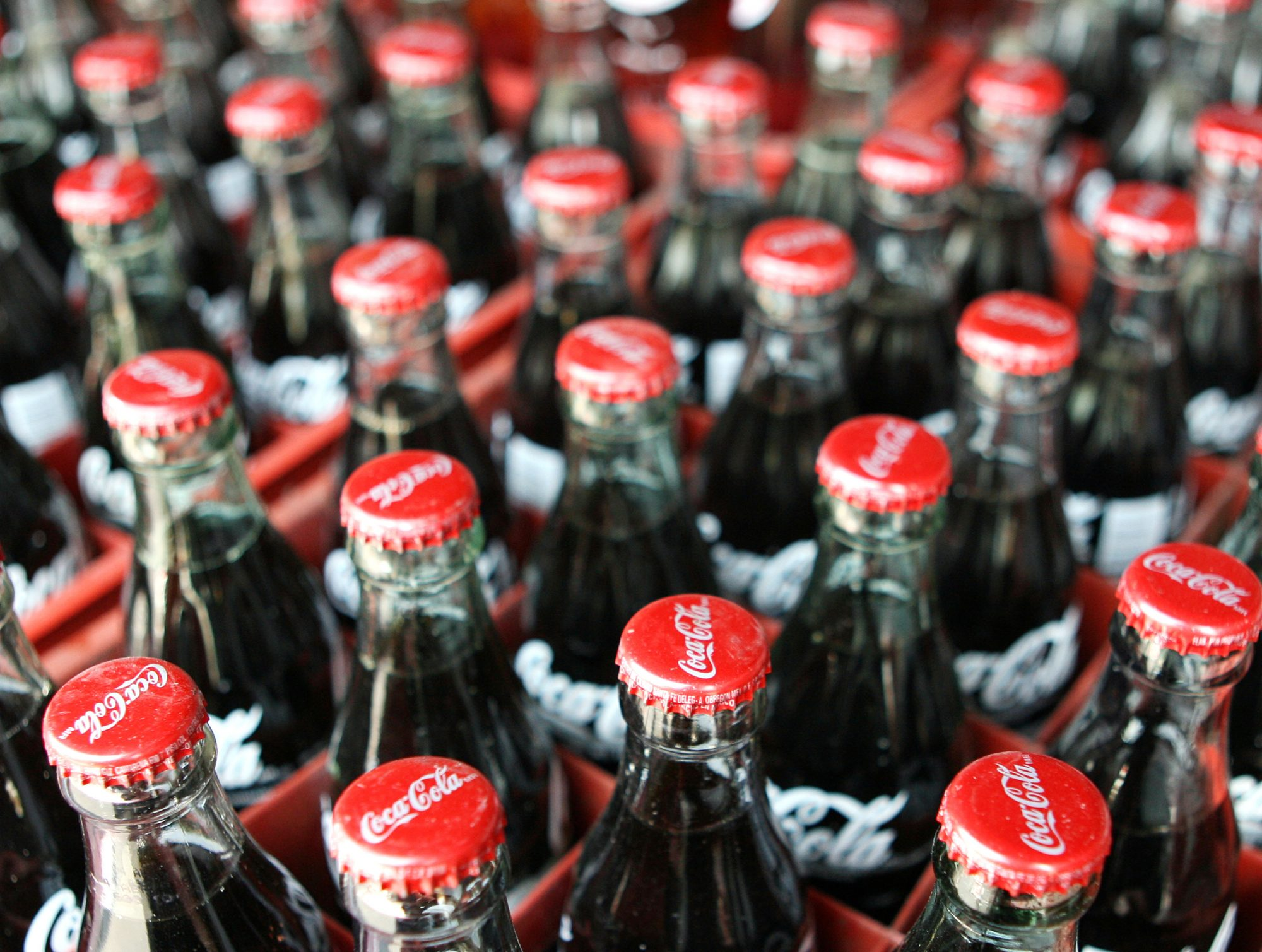 Coca Cola Glass Bottles