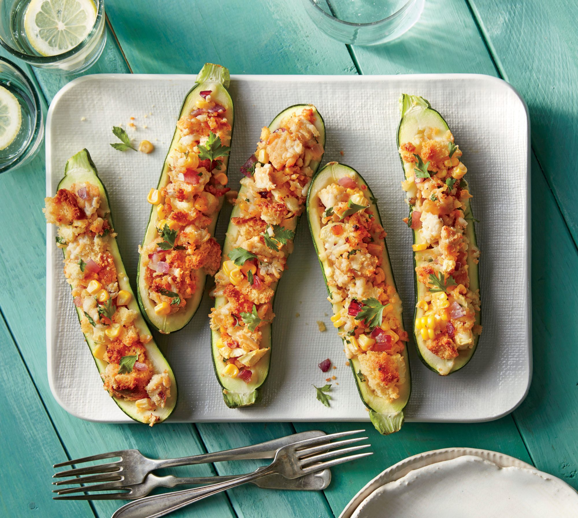 How Southerners Use All That Summer Squash Southern Living