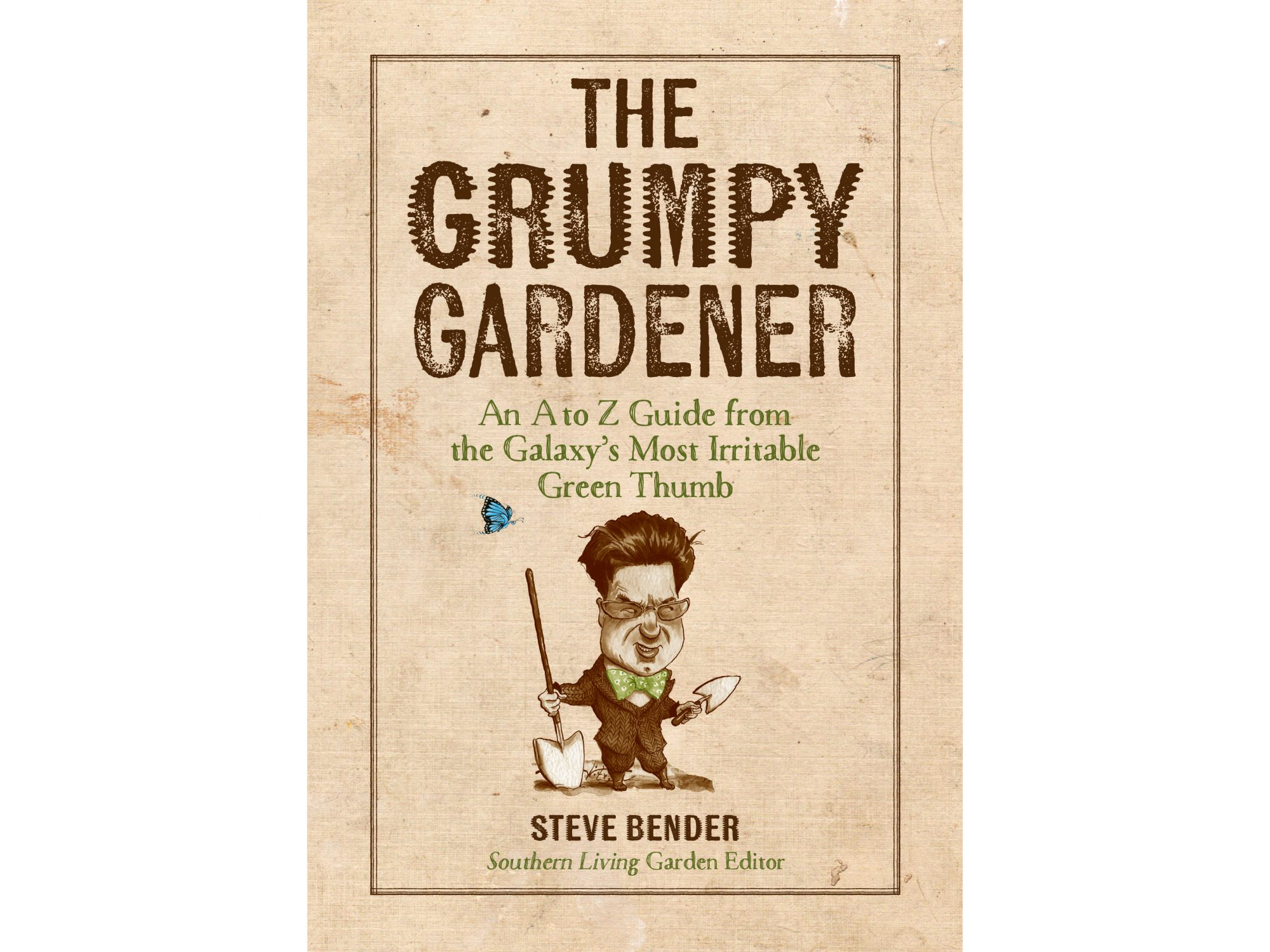 The Grumpy Gardener Book Cover