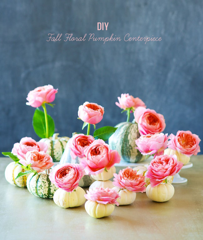 Tiny Floral Centerpieces