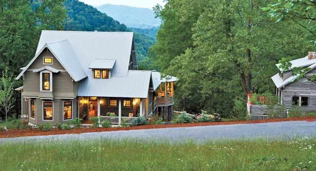 Our best mountain house plans for your vacation home for North carolina mountain house plans
