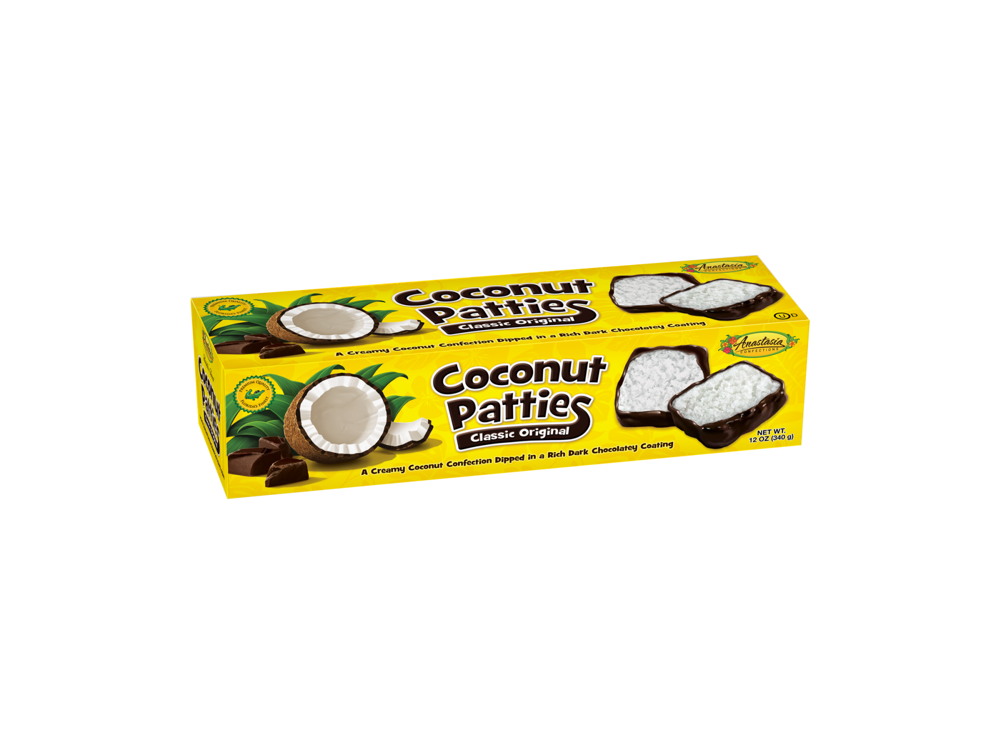Coconut Patties