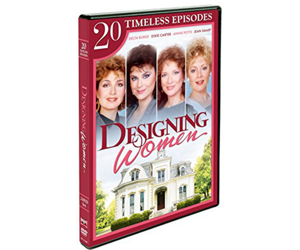 Designing Women DVD Amazon Prime Gift