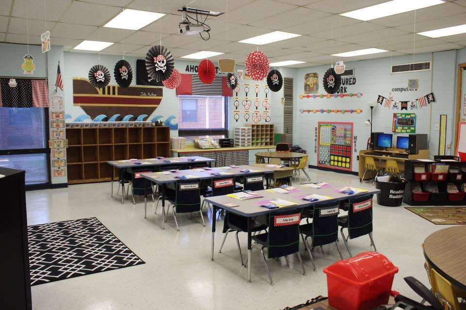 Classroom Design History ~ How these alabama teachers decorate their classrooms will