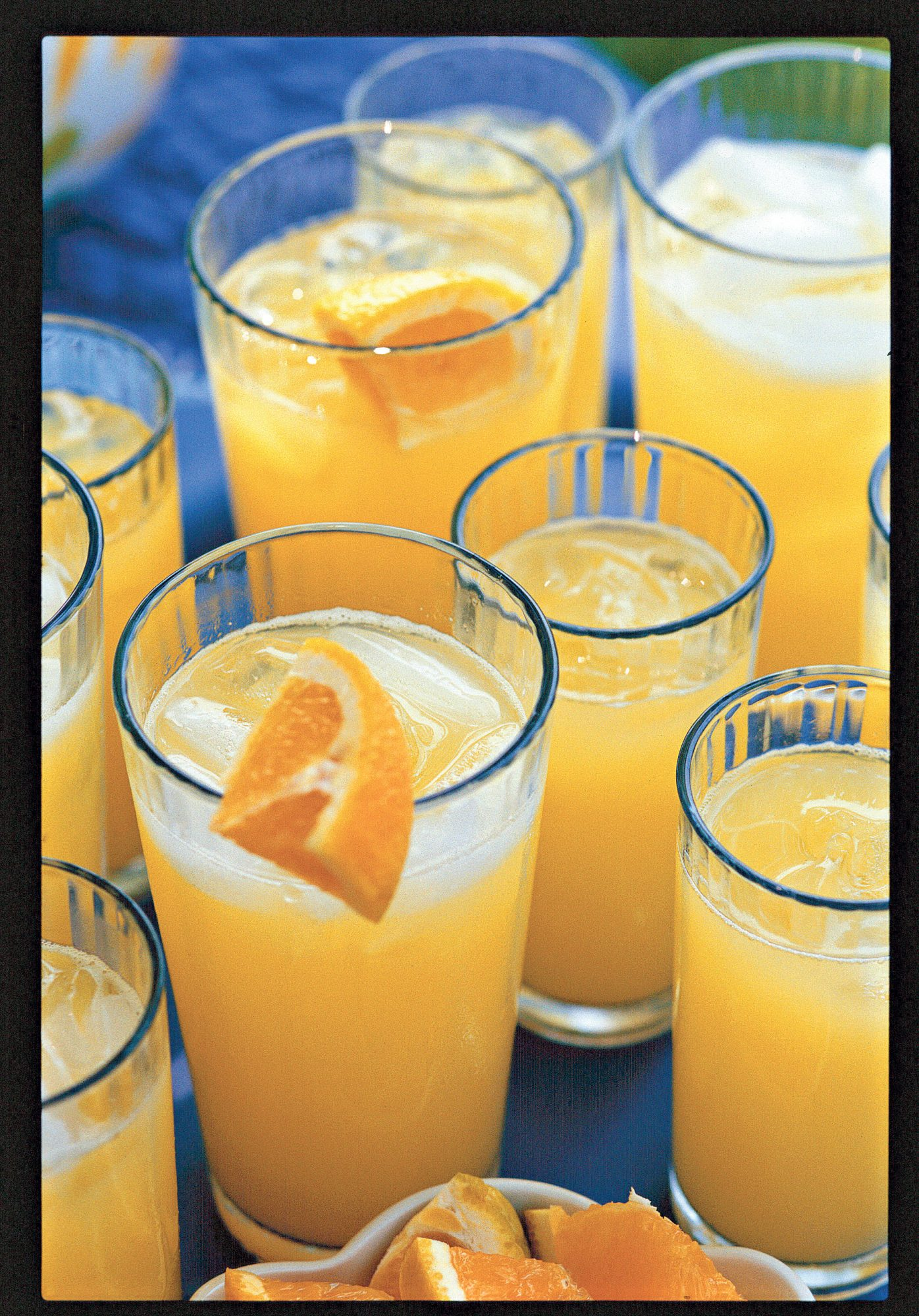 Homemade Orange Soda