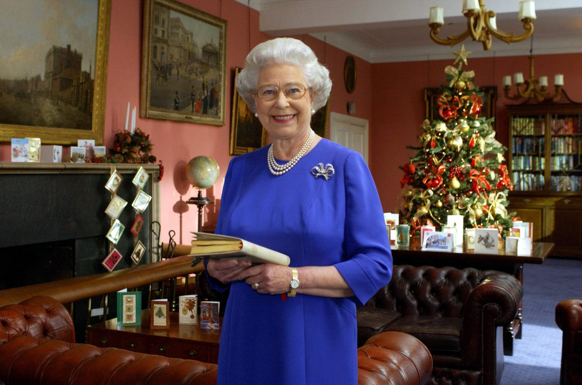 The Queen's 2003 Christmas Broadcast