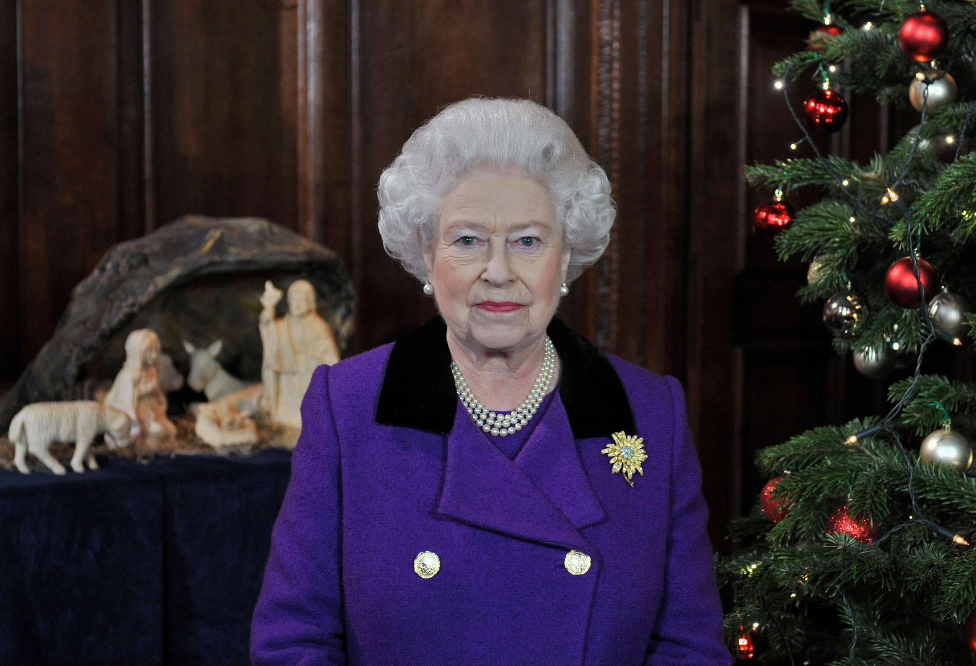 The Queen's 2010 Christmas Broadcast