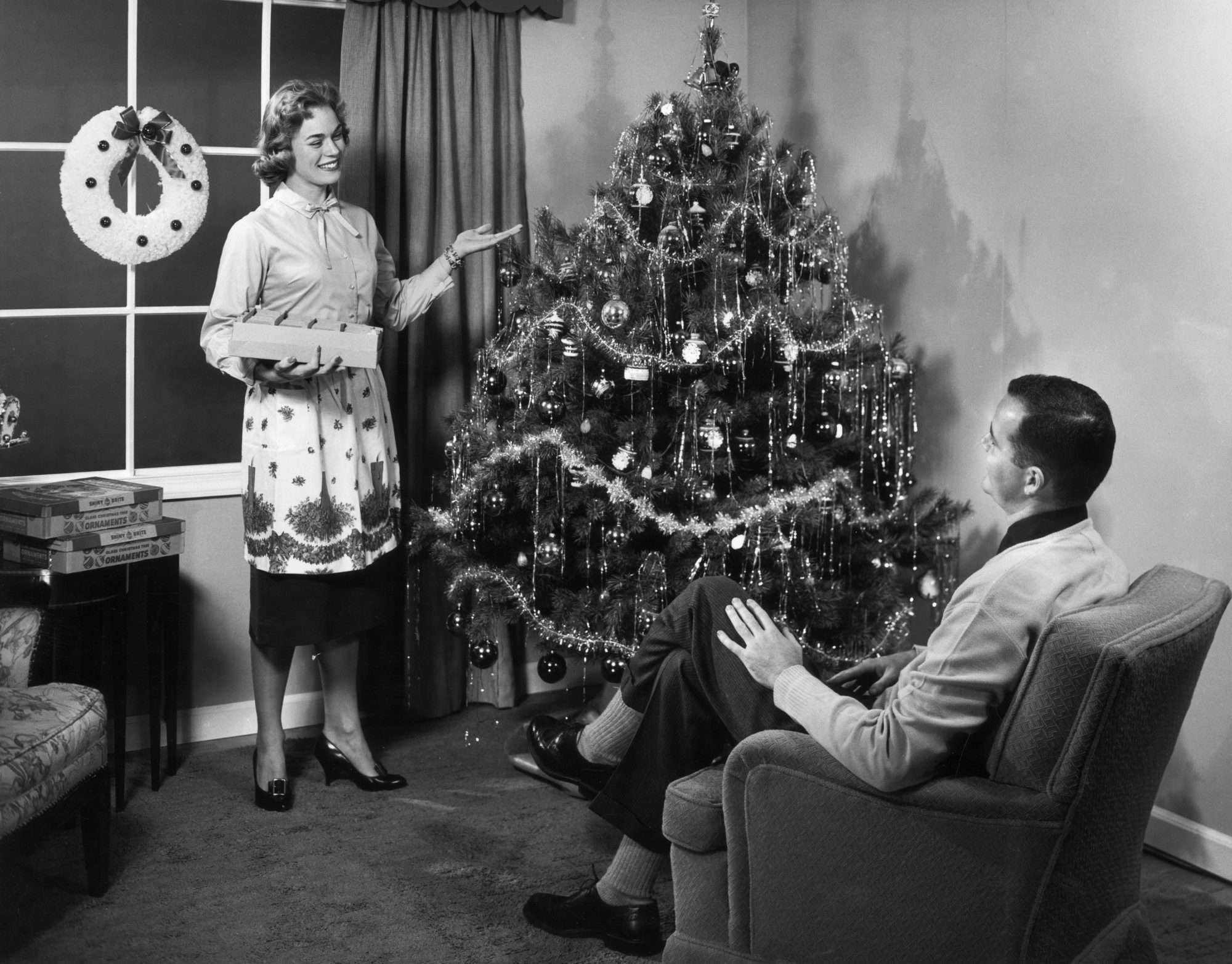 The History Behind the Christmas Tree - Southern Living