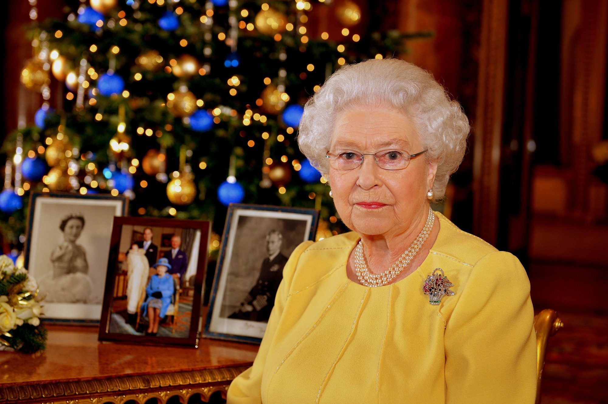 The Queen's 2013 Christmas Broadcast