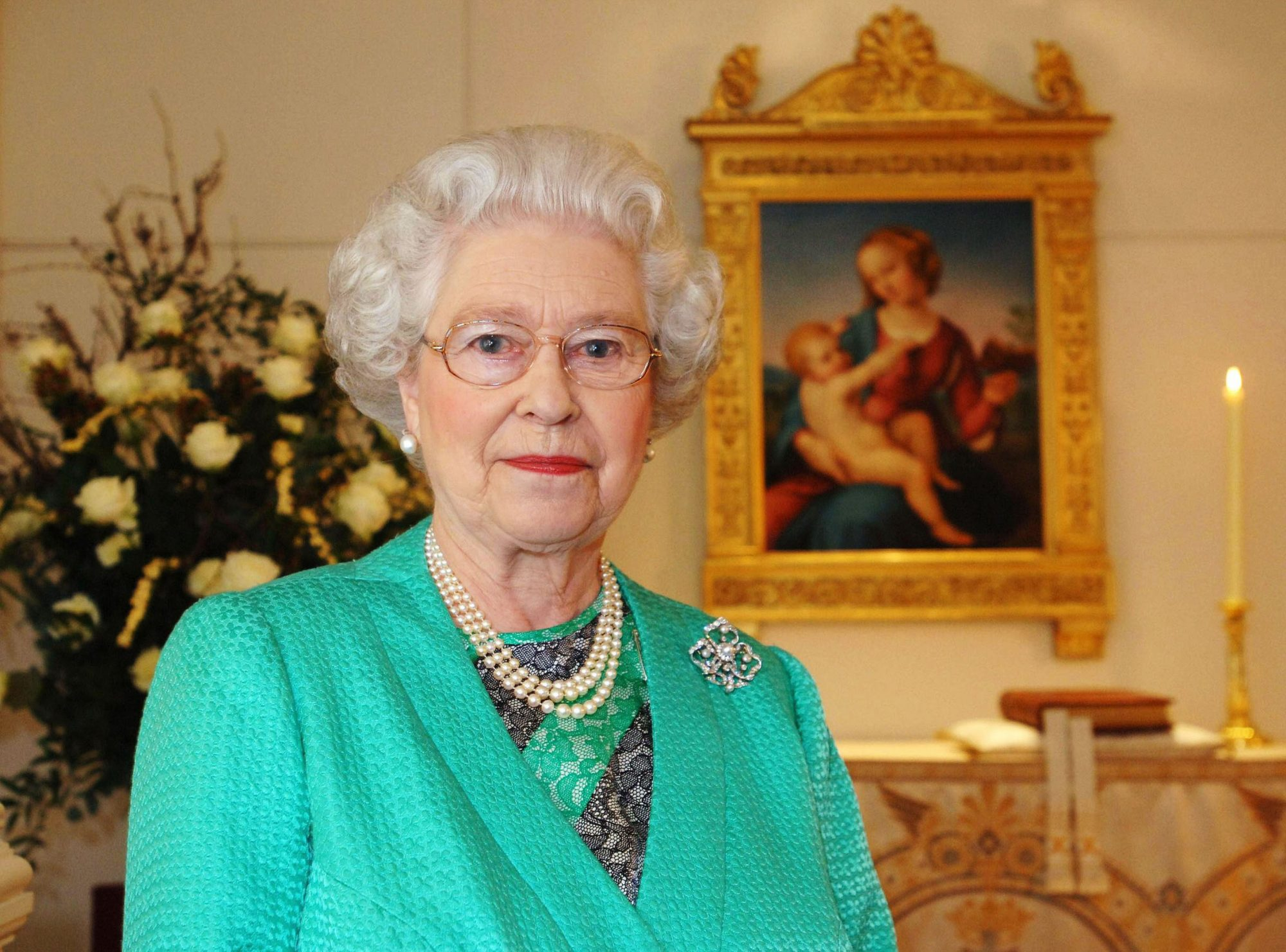 The Queen's 2005 Christmas Broadcast