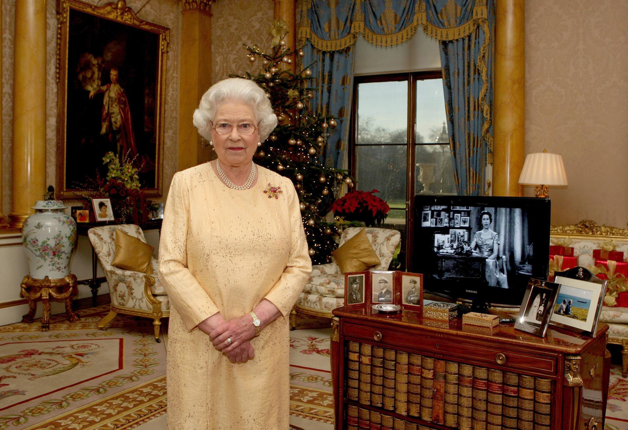The Queen's 2007 Christmas Broadcast