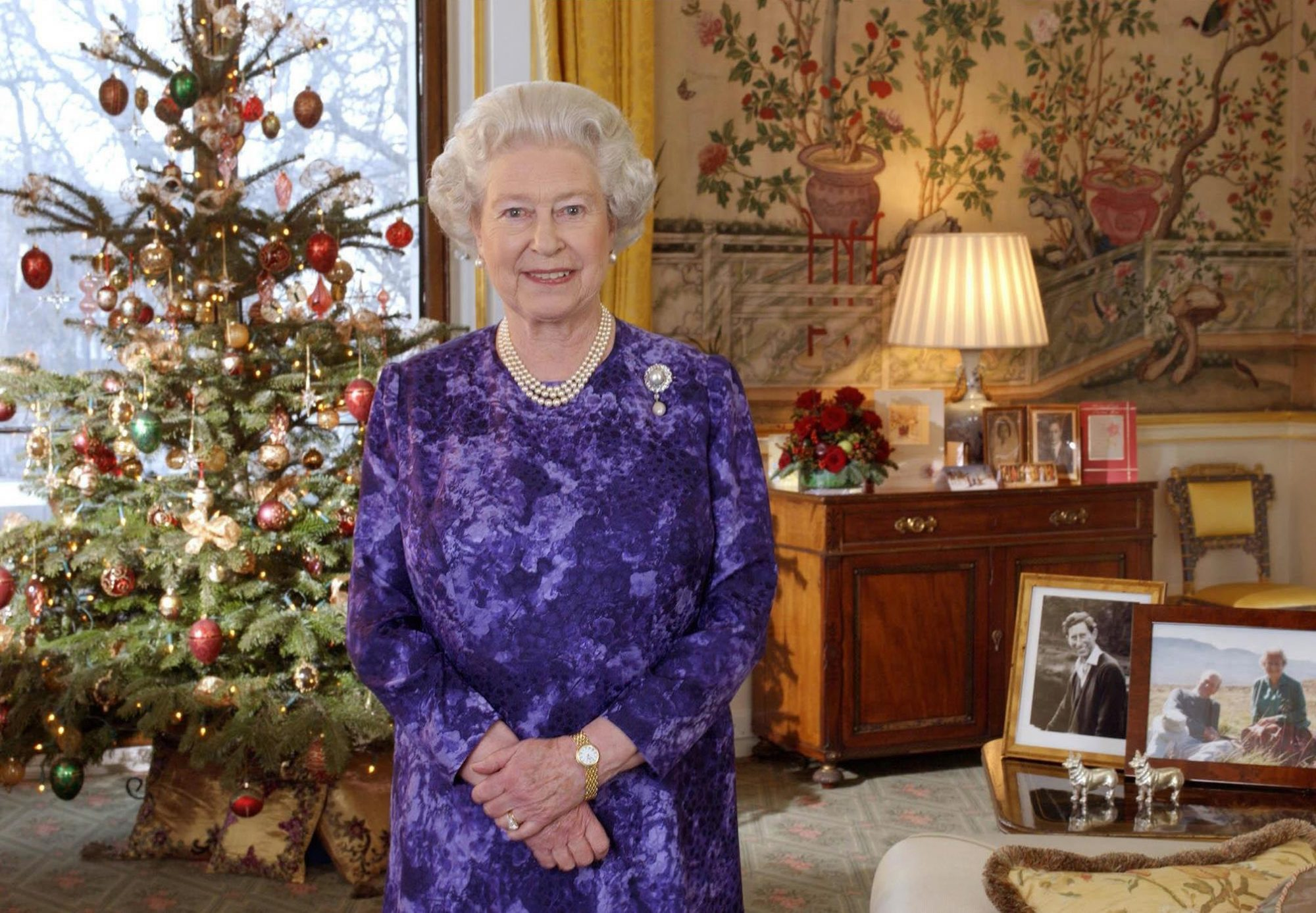 The Queen's 2004 Christmas Broadcast