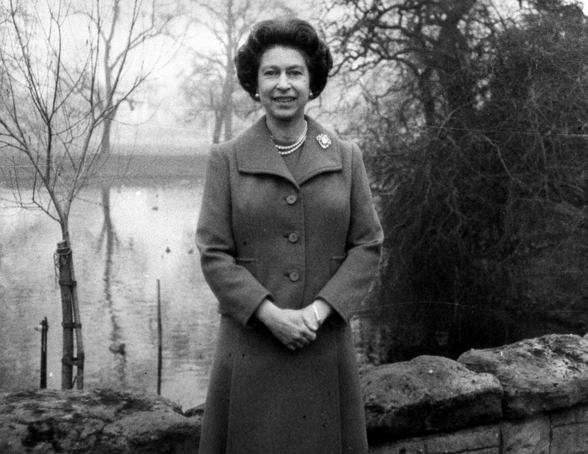 The Queen's 1975 Christmas Broadcast