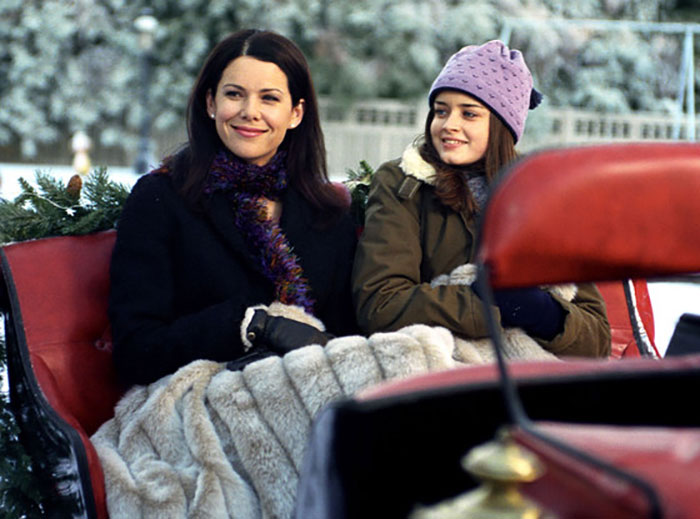 Gilmore Girls,  The Bracebridge Dinner